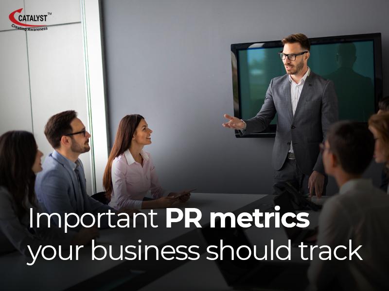 important pr metrics